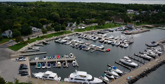 Sister Bay Marina, Door County WI